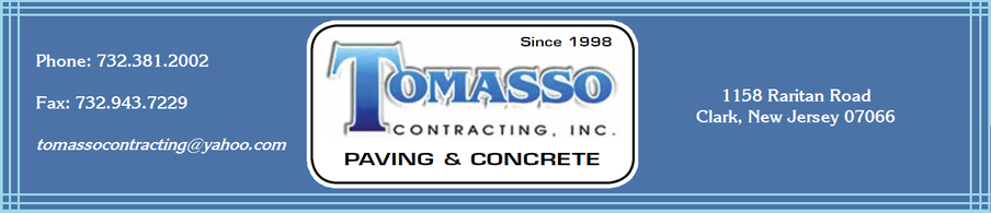 Tomasso Contracting, Inc.